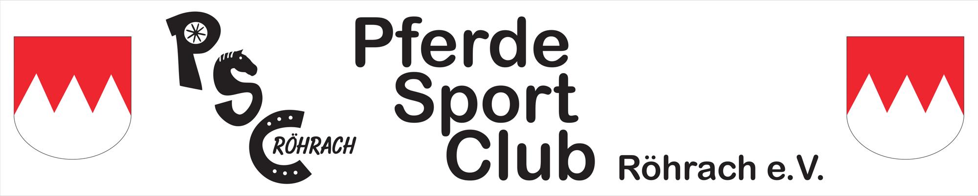 Pferde Sport Club Roehrach Logo